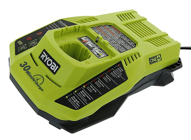 Ryobi Batteries Guide: The Lithium+ Series All Work with This Charger
