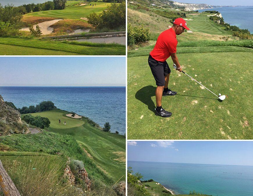 Playing Golf on Bulgaria's Black Sea Coast