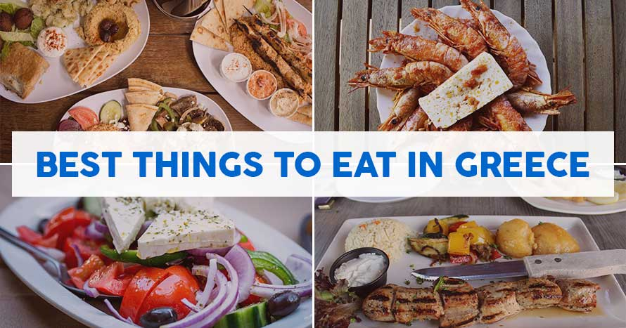 Everything You Need to Know About Greek Food