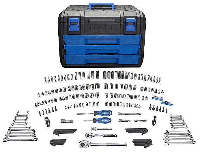 Kobalt vs Craftsman: A comparison between their full mechanic's kits and the quality of their tools.