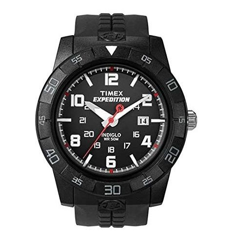 Timex: affordable and trustworthy, always a good watch for paramedics, firefighters or nurses.