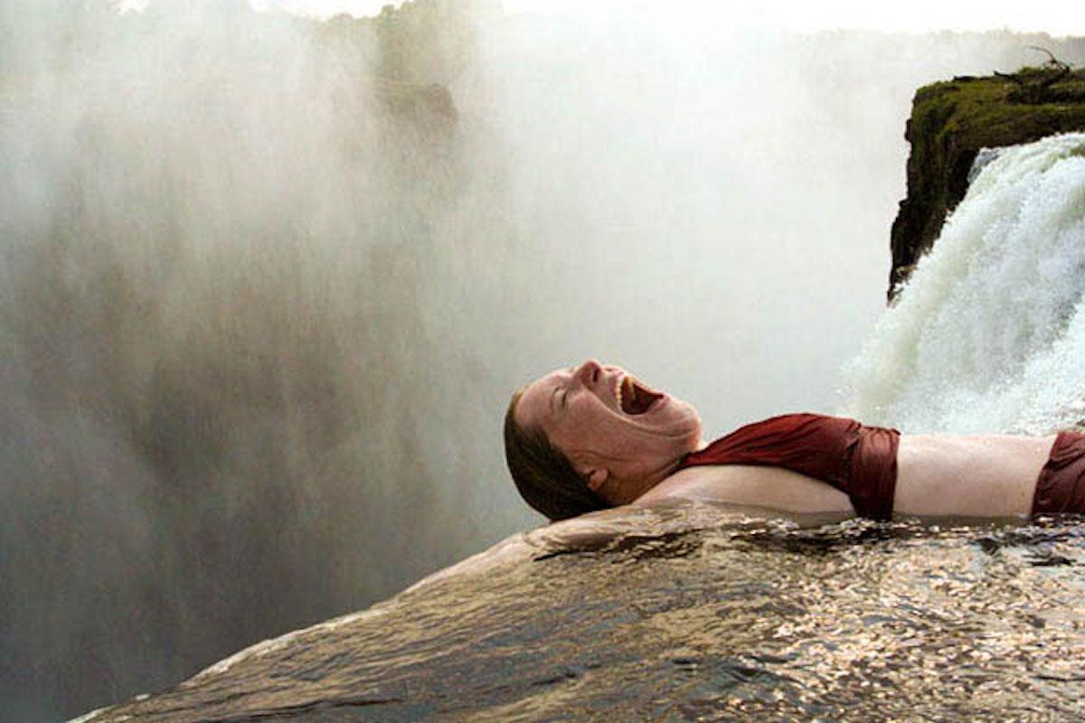 Swimming with the Devil: Devil's Pool, Victoria Falls
