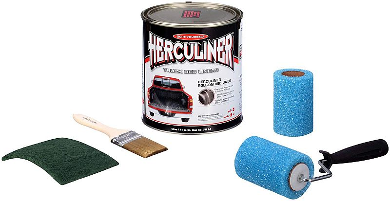 Herculiner vs Raptor Liner: We're Talking about completely different takes on DIY bed liners.