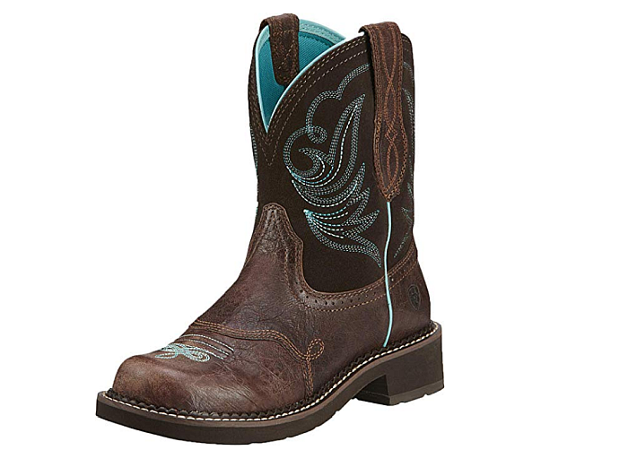 Ariat vs Justin boots: The Fatbabies are an amazing western boot for ladies