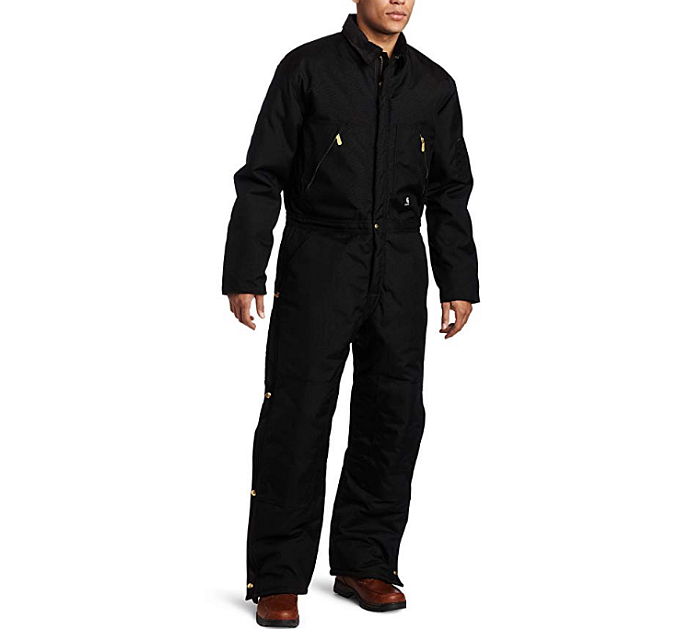 Carhartt vs Dickies jackets: Carhartt wins if you're working in the freezing outdoors
