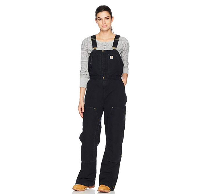 Dickies vs Carhartt: For women in the trades, the latter provides more diverse workwear