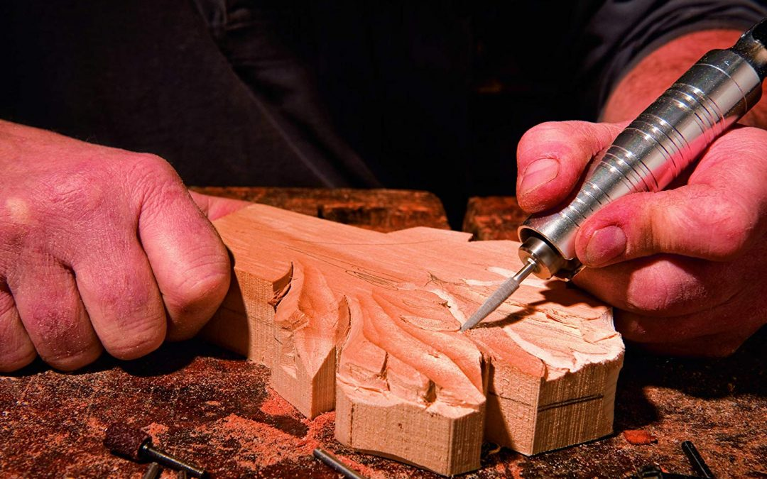 Dremel Fortiflex vs.Foredom:  Which is Better for Wood Carving?