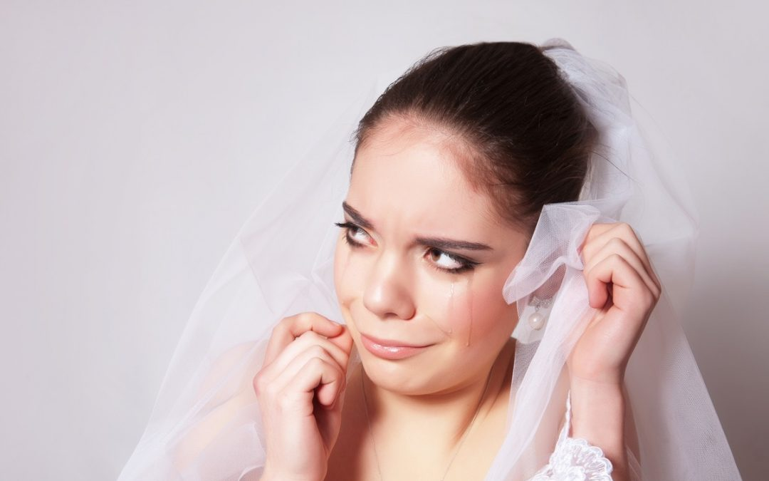 5 Things You Should NEVER Tell a Bride on Her Wedding Day