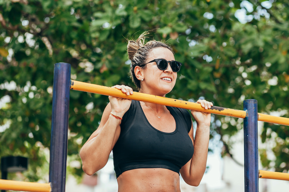 Calisthenics for Women: Getting Started