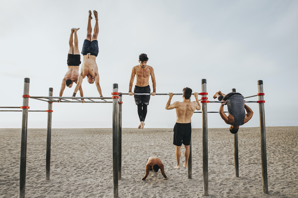 Calisthenics Unity: What Is It?