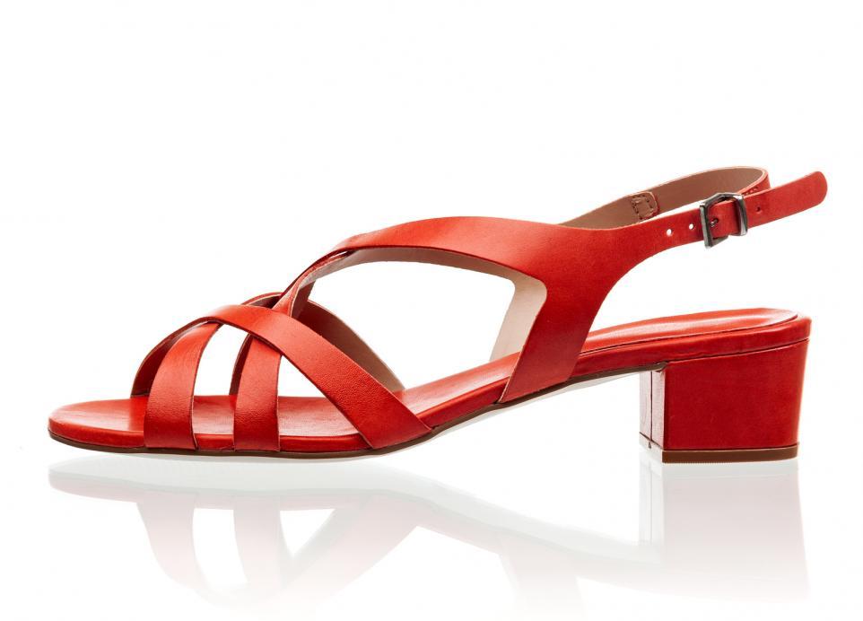 Sling-Back Sandals