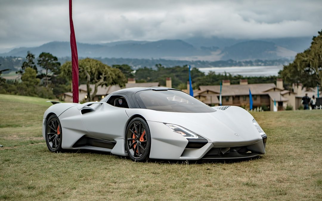 2.8 seconds from 60 to 120mph. In a 1,750HP Tuatara