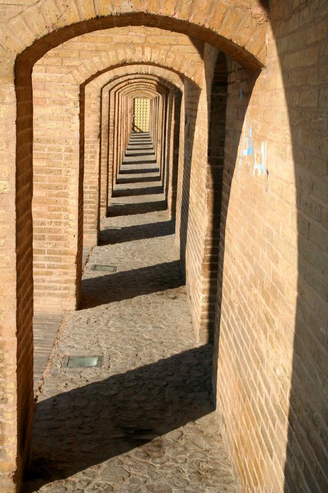 Transverse Arches