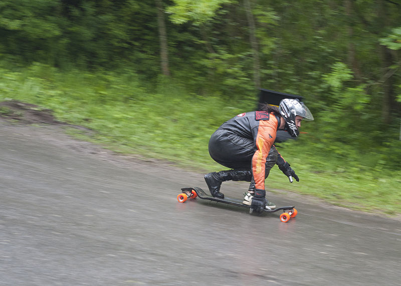 Longboard for Downhill Riding