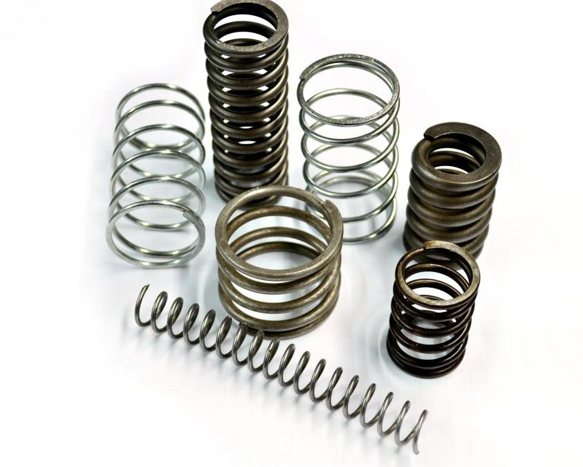 Different Types of Springs and Their Uses