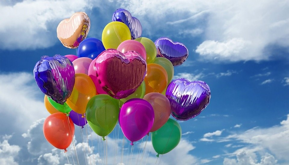 Types of Balloons