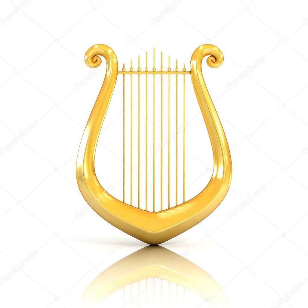 Lyre Harp