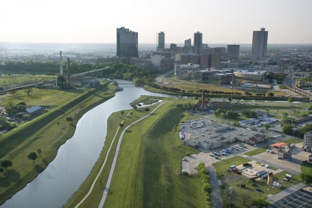 Trinity River, Texas, USA