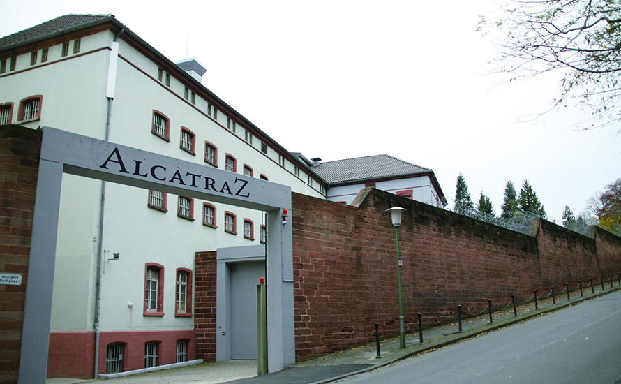 Alcatraz Hotel Germany