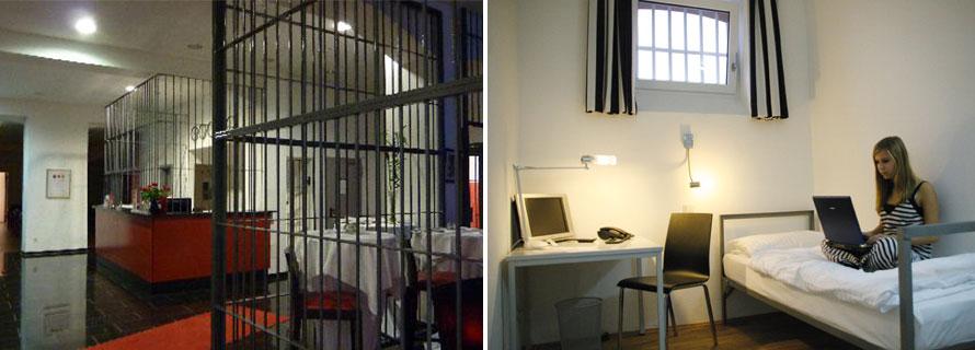 Alcatraz Hotel Germany Photos