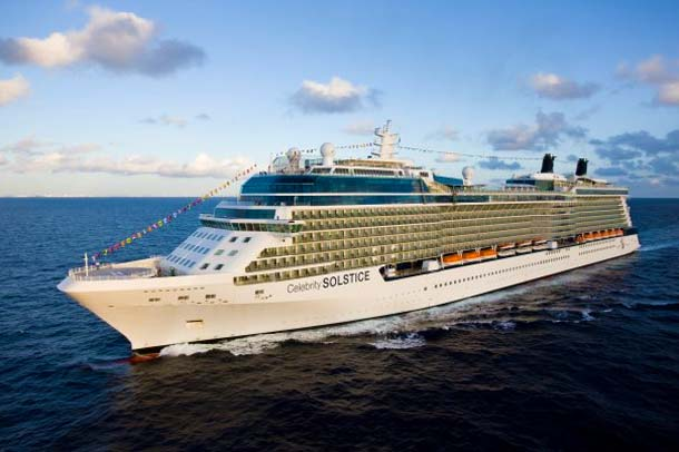 Celebrity Solstice Cruise Ship