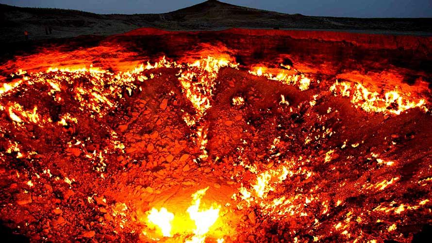 Door to Hell Darvaza