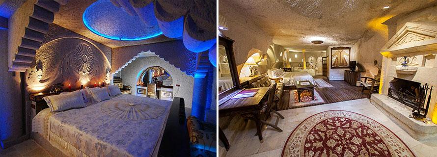 Gamirasu Cave Hotel Turkey Photos