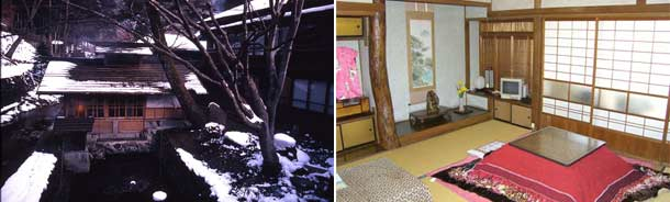 Hoshi Ryokan Hotel Japan