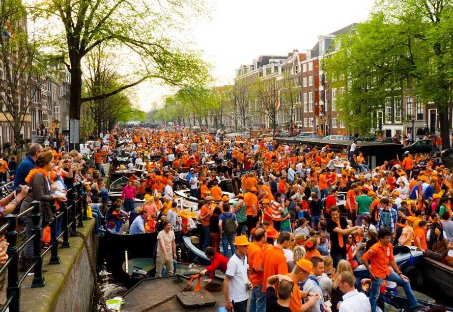 Netherlands Queen's Day