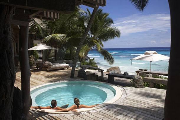 North Island Seychelles Luxury Resort