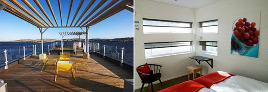 Salt Sill Floating Hotel Sweden Photos