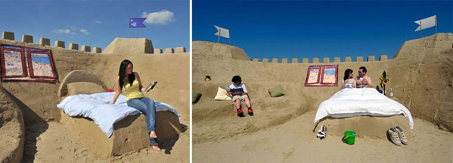 Sand Castle Hotel Dorset England Photos