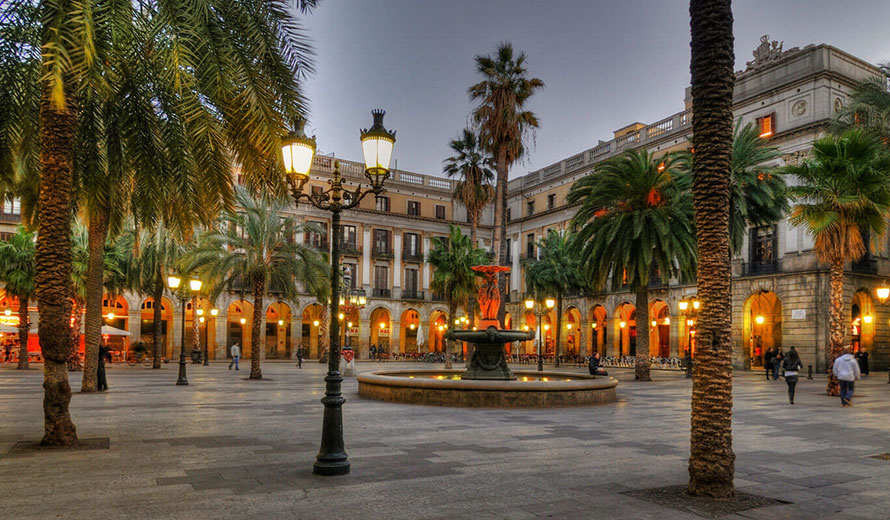 Shadow of the Wind Placa Reial
