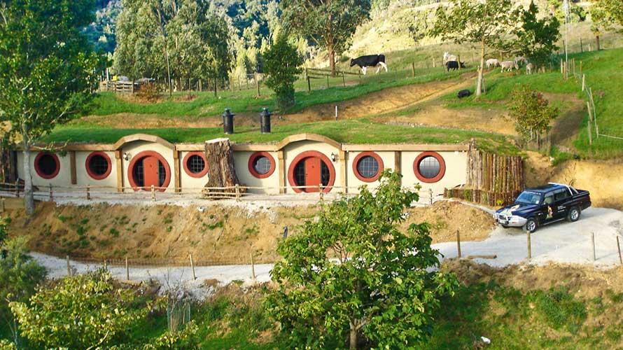 The Hobbit Motel New Zealand