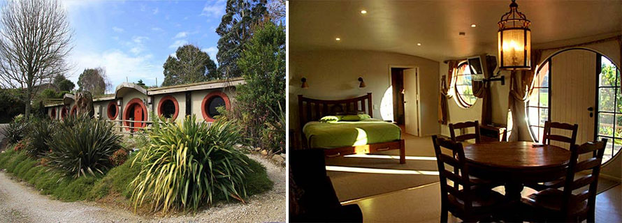 The Hobbit Motel New Zealand Photos