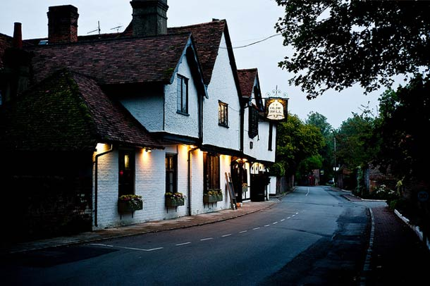 The Olde Bell Hotel Hurley Berkshire