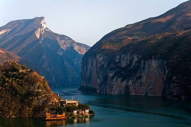 Yangtze River China